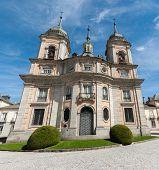 Real Sitio de San Ildefonso, La Granja, Palacio Real en España