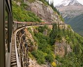 Scenic Railroad - Skagway, Alaska