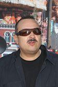 ANAHEIM - 13 de JUN: Pepe Aguilar chega na
