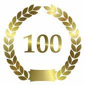 Greenlaurelwreath100