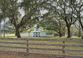 Southern Horse Barn