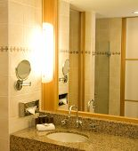 Luxury Bathroom Setting