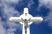 Gustavia Cross, St. Barths, French West indies