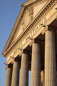 Pillars Of  Spa House Of Wiesbaden