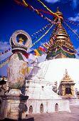 Shrine In Nepal