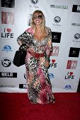 LOS ANGELES - APR 2:  Nadeea arrives at  the No Kill L.A. Charity Event at the Fred Segal on April 2
