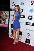 LOS ANGELES - APR 2:  Caitlin O'Connor arrives at  the No Kill L.A. Charity Event at the Fred Segal
