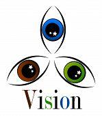 Three Eyes Emblem