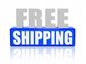 pic of free-trade  - free shipping text  - JPG