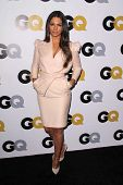 LOS ANGELES - NOV 12:  Camila Alves McConaughey at the GQ 2013