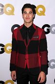 LOS ANGELES - NOV 12:  Darren Criss at the GQ 2013
