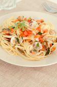 Spaghetti Alle Vongole poster