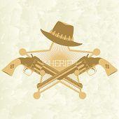 Sheriffs badge-2