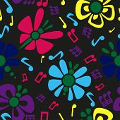 Butterflies Seamless Pattern 3