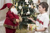 Complaining to Santa Claus