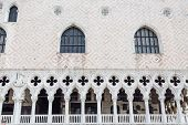 Details Of Doges Palace