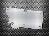 Montana Metal Map