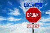 Don't Drive Drunk It's The Law