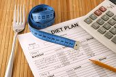 Planning of diet.