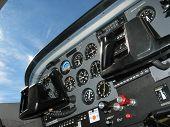 Controle de cockpit