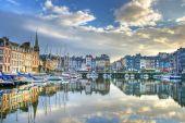 Antiguo puerto de Honfleur