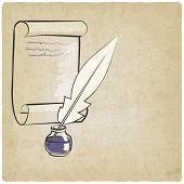 8_inkwell Pen Paper Old Background-02.jpg