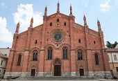Santa Maria del Carmine Church in Pavia