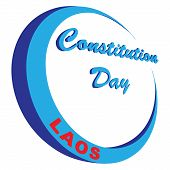 Constitution Day In Laos