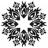 Ottoman Motifs Design Series With Eight