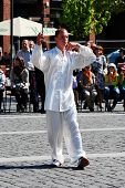 Tai Chi And Qi Gong Day In Vilnius City