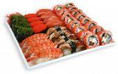 Japaneese Cuisine Meal Sushi