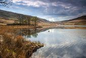 moorland reservoir