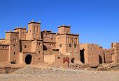 Morocco, Ouarzazate, Skoura, Amridil Kasbah.