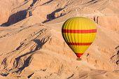 Hot Air Balloon In Egypt