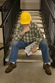 Construction Worker Unemployed Again