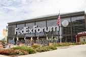 Memphis Grizzlies Fedexforum
