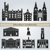 Aberdeen Landmarks And Monuments