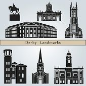Derby Landmarks And Monuments