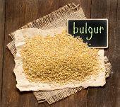 Raw Bulgur