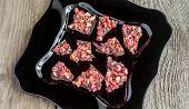 Luxury Chocolate Bar With Dried Berries