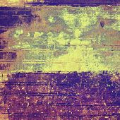 Old texture with delicate abstract grunge background. With yellow, brown, purple, violet  patterns