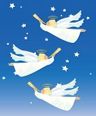 Angels At Christmas Time.eps