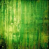 Old Texture or Background. With green, brown patterns