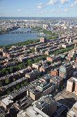 Charles River and Back Bay, Boston