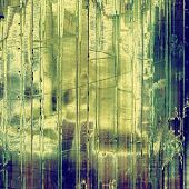 Rough grunge texture. With yellow, blue, gray patterns