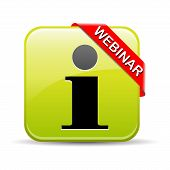 Webinar Button - Green