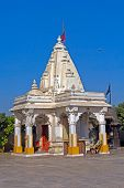 Hindu Temple Of Goddess Durga