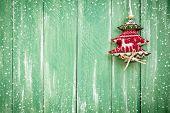 Christmas hanging decorations