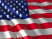 image of old glory american flag
