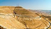 Wadi Mujib - King 's Road, Jordan